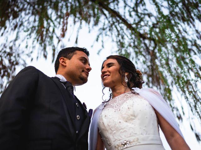 El matrimonio de Greco y Jocelyn en Paine, Maipo 21
