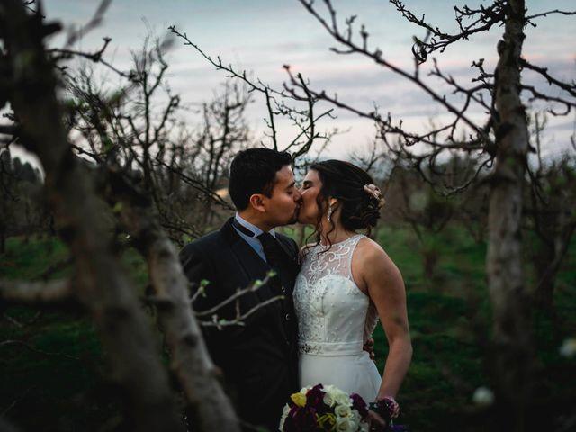El matrimonio de Greco y Jocelyn en Paine, Maipo 26