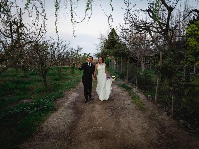 El matrimonio de Greco y Jocelyn en Paine, Maipo 28