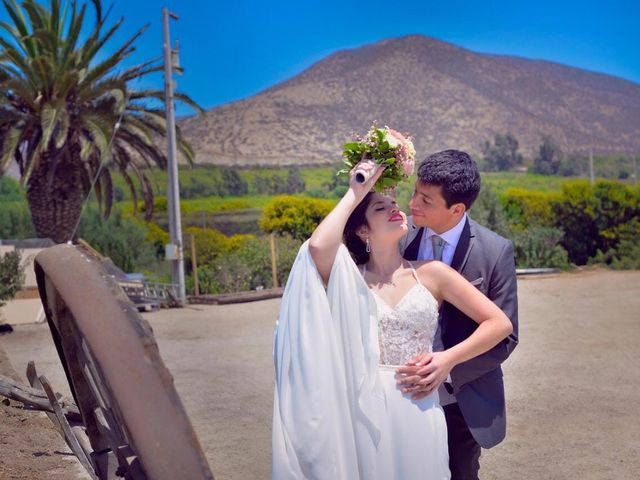 El matrimonio de Elena  y Cristopher