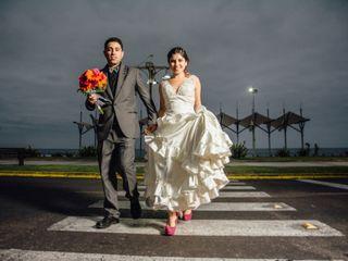 El matrimonio de Carola y Matias