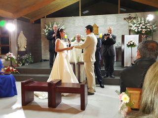 El matrimonio de Quintina y Francisco 1