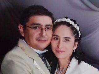 El matrimonio de Quintina y Francisco