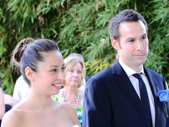 El matrimonio de Fran y Dylan