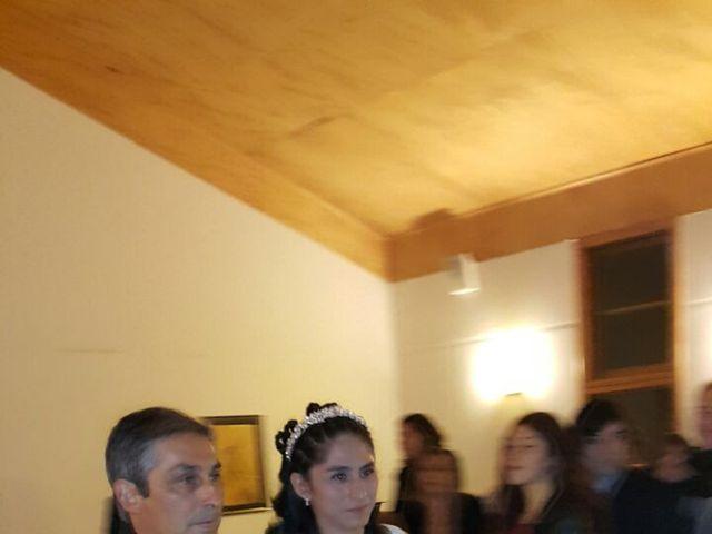 El matrimonio de Francisco y Quintina en Machalí, Cachapoal 3