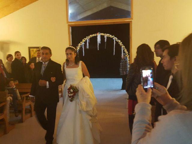 El matrimonio de Francisco y Quintina en Machalí, Cachapoal 4