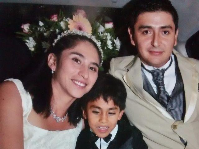 El matrimonio de Francisco y Quintina en Machalí, Cachapoal 1