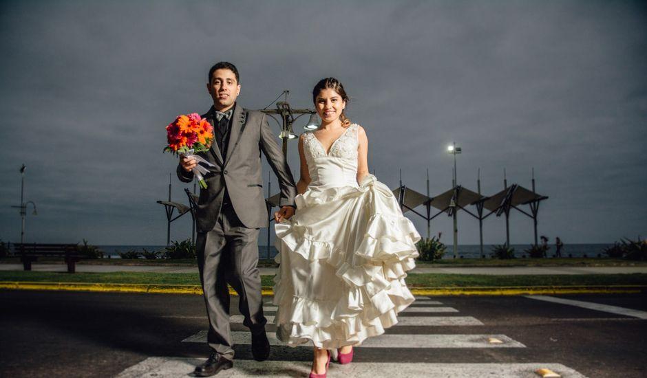 El matrimonio de Matias y Carola en Iquique, Iquique