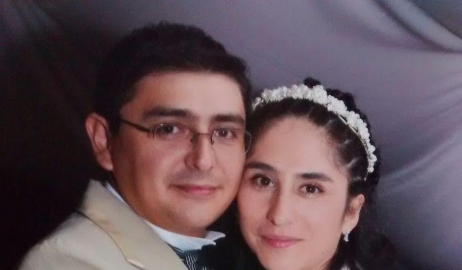 El matrimonio de Francisco y Quintina en Machalí, Cachapoal