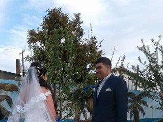 El matrimonio de Ruth y Diego 1