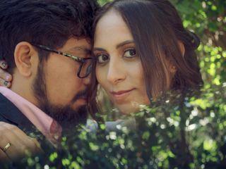El matrimonio de Constanza  y Diego 1