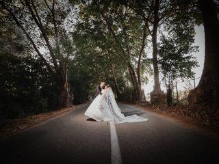 El matrimonio de Lissette  y José