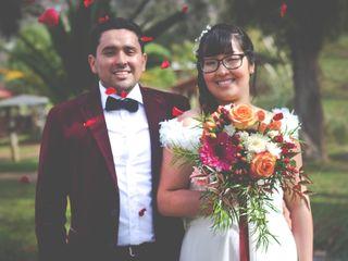 El matrimonio de Camila y Juan Pablo