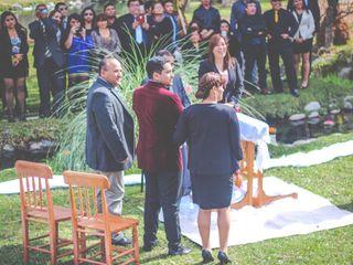 El matrimonio de Camila y Juan Pablo 2