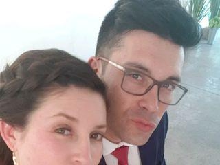 El matrimonio de Brenda y Christian 1