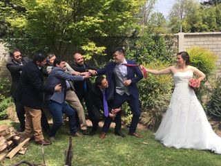 El matrimonio de Brenda y Christian 2