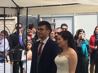 El matrimonio de Brenda y Christian 3