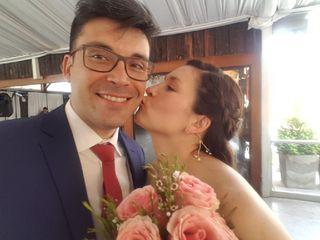 El matrimonio de Brenda y Christian