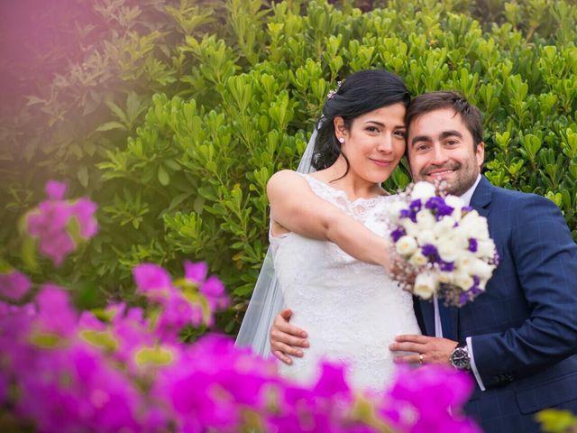 El matrimonio de Diana  y Gonzalo