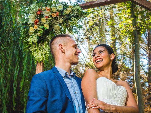 El matrimonio de Javiera y Marcelo
