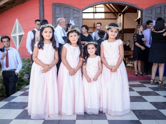 El matrimonio de José  y Lissette  en Melipilla, Melipilla 3