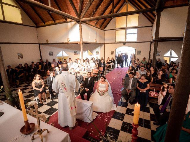 El matrimonio de José  y Lissette  en Melipilla, Melipilla 4