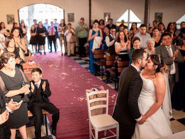 El matrimonio de José  y Lissette  en Melipilla, Melipilla 2