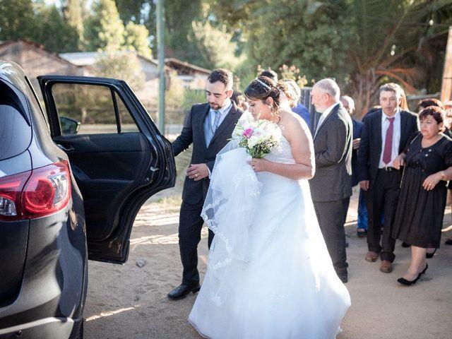 El matrimonio de José  y Lissette  en Melipilla, Melipilla 10