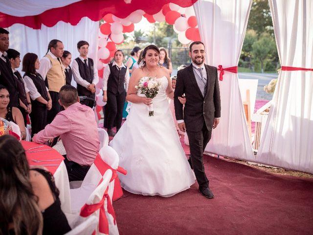El matrimonio de José  y Lissette  en Melipilla, Melipilla 15