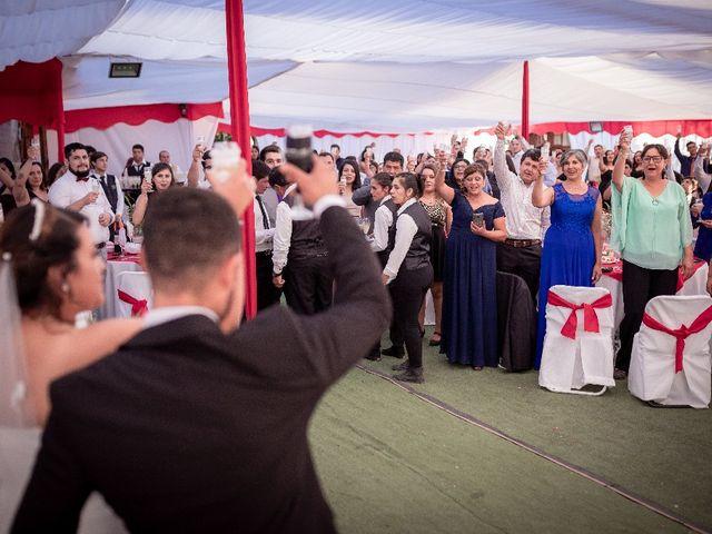 El matrimonio de José  y Lissette  en Melipilla, Melipilla 18