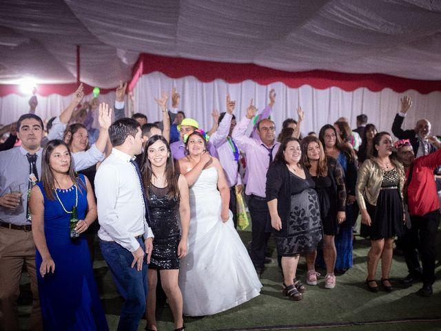 El matrimonio de José  y Lissette  en Melipilla, Melipilla 22