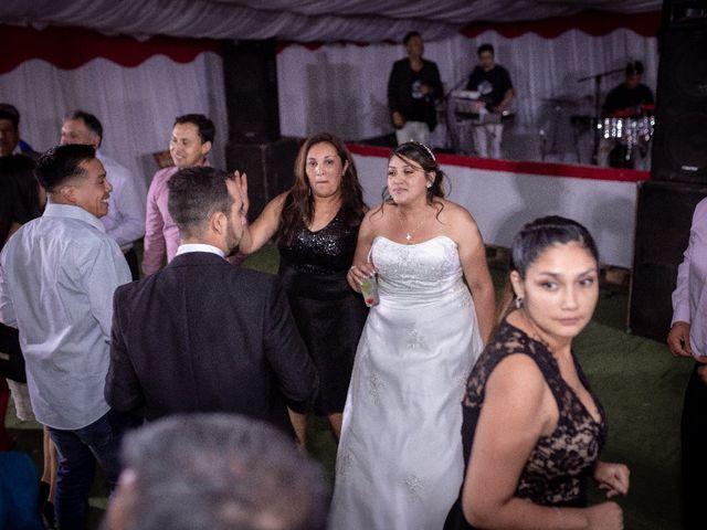 El matrimonio de José  y Lissette  en Melipilla, Melipilla 27
