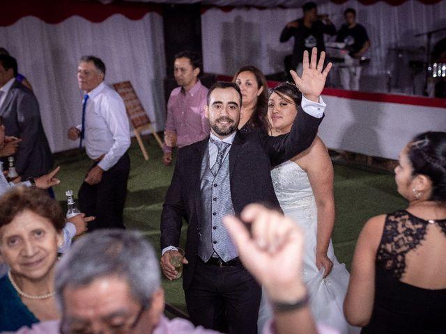 El matrimonio de José  y Lissette  en Melipilla, Melipilla 28