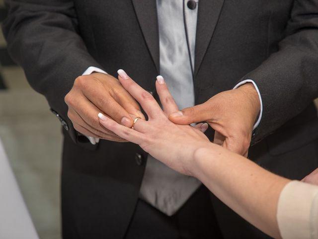 El matrimonio de Gonzalo y Milenka en Providencia, Santiago 1