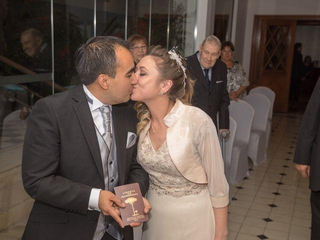 El matrimonio de Gonzalo y Milenka en Providencia, Santiago 2