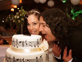 El matrimonio de jessica y sergio 1