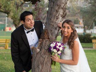 El matrimonio de Macarena y Pablo