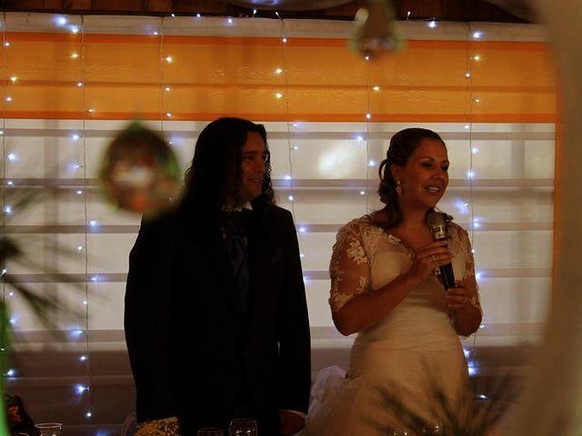 El matrimonio de sergio y jessica en Puente Alto, Cordillera 4