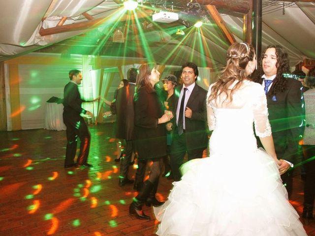 El matrimonio de sergio y jessica en Puente Alto, Cordillera 5