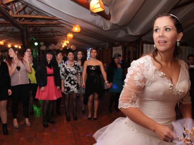 El matrimonio de sergio y jessica en Puente Alto, Cordillera 18