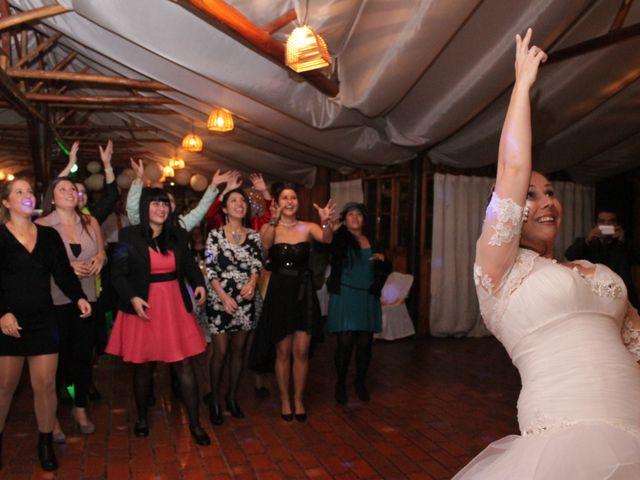 El matrimonio de sergio y jessica en Puente Alto, Cordillera 19