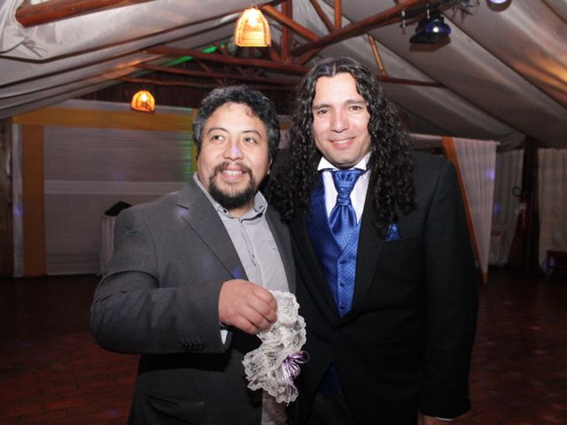El matrimonio de sergio y jessica en Puente Alto, Cordillera 20
