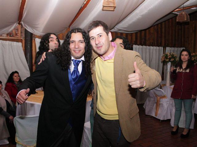 El matrimonio de sergio y jessica en Puente Alto, Cordillera 22