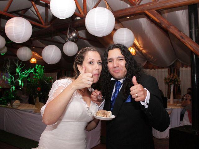 El matrimonio de sergio y jessica en Puente Alto, Cordillera 23