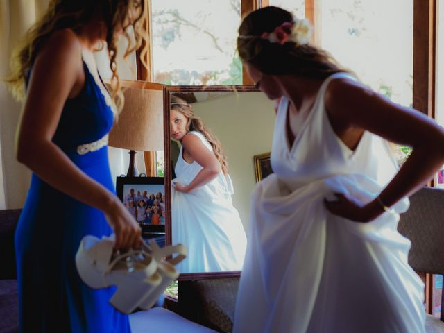 El matrimonio de Anto y Benja en Machalí, Cachapoal 7
