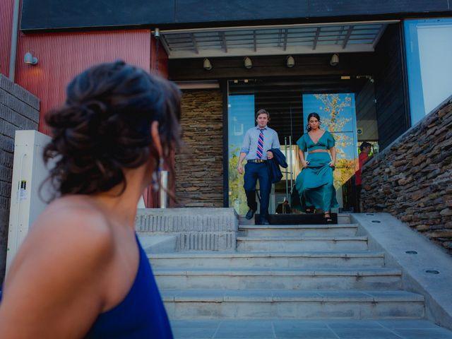 El matrimonio de Anto y Benja en Machalí, Cachapoal 15