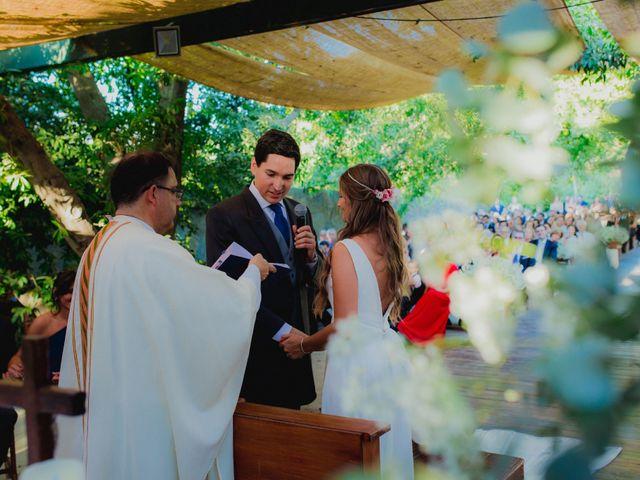 El matrimonio de Anto y Benja en Machalí, Cachapoal 22