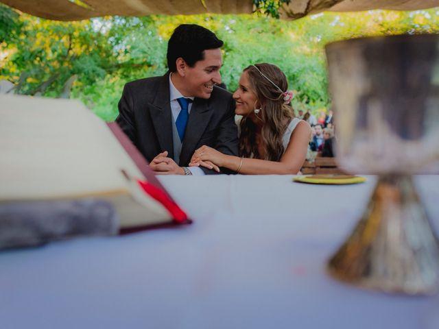 El matrimonio de Anto y Benja en Machalí, Cachapoal 26