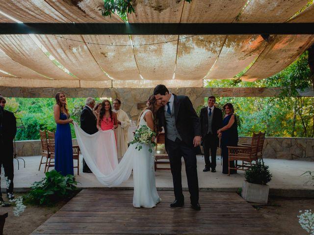El matrimonio de Anto y Benja en Machalí, Cachapoal 28