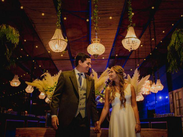 El matrimonio de Benja y Anto
